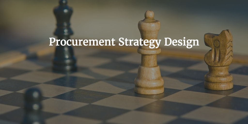procurement strategy