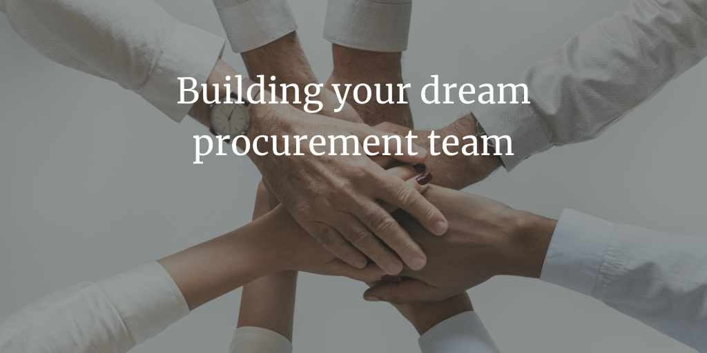 procurement team