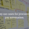 Procure to pay system use case