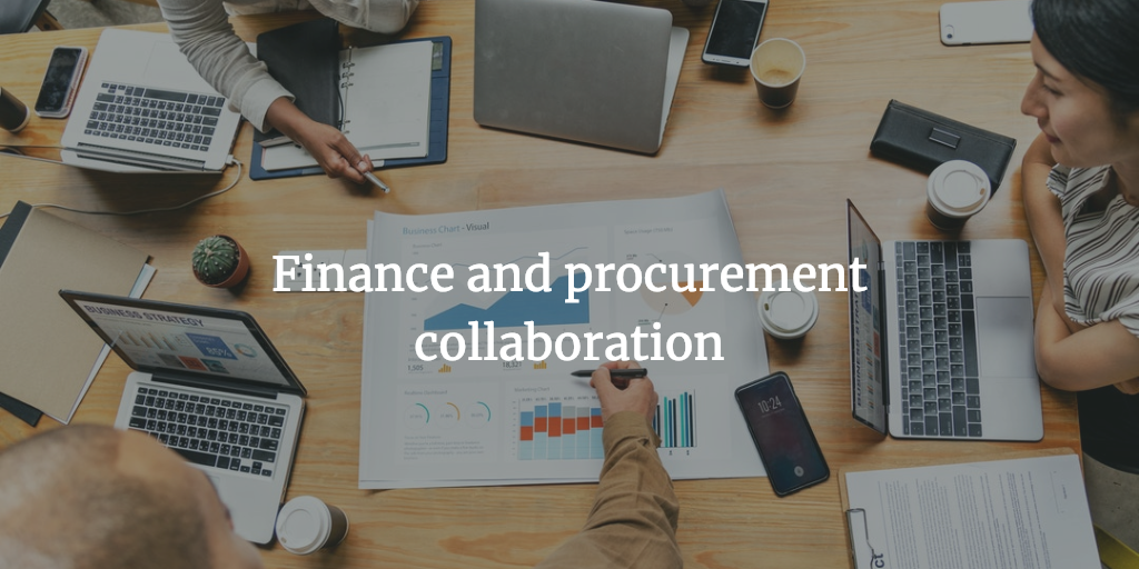 procurement and finance collaboration