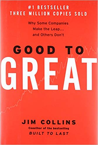 Good to Great _Jim Collins