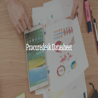 ProcureDesk procure to pay system