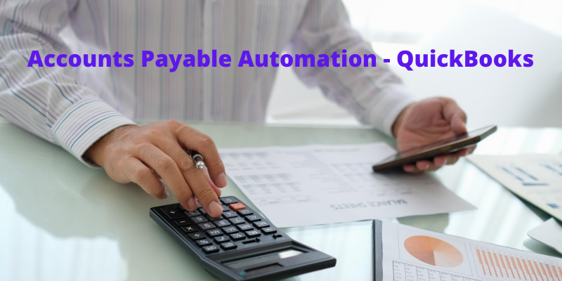 Accounts Payable Automation Sofware for QuickBooks