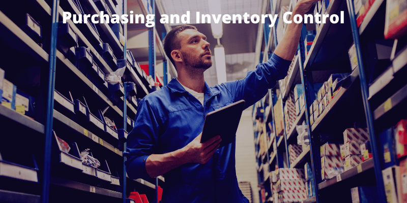 Cost Control and Inventory Management