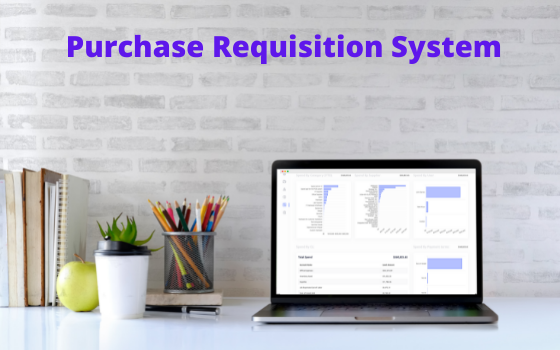 Purchase requisition system